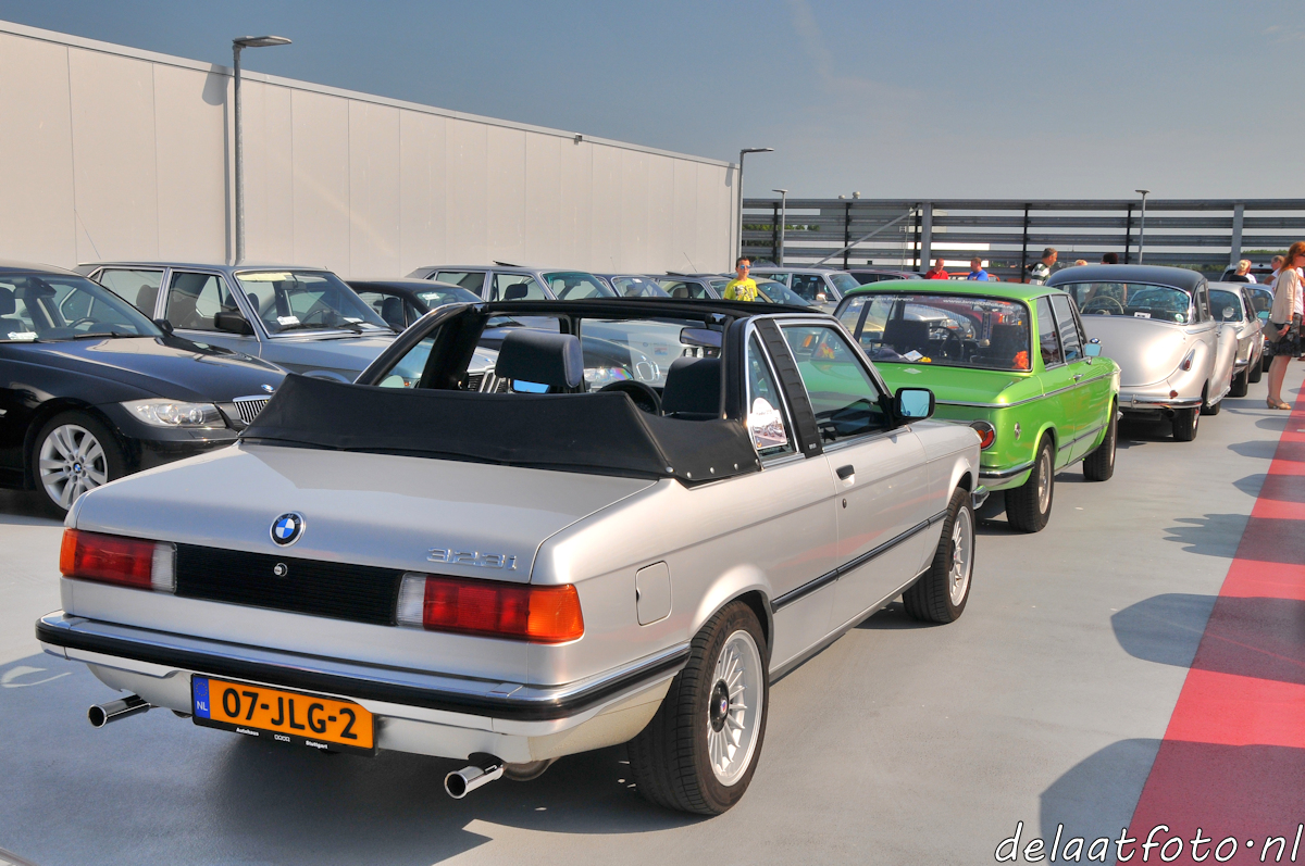 100 Years of BMW, Dutch BMW clubs celebration