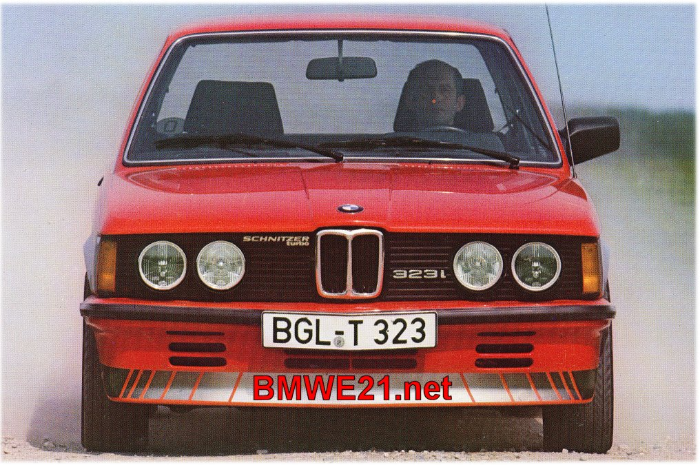 schnitzer used their experience gathered with their racing champion the  1978 e21 320 turbo using a 1426cc m10 engine developing 400 bhp